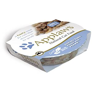 Applaws Cat Pot Tuna & Prawn 60g x 18