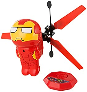 The Avengers Vengadores Flying Super Hero Action Flyerz, Ironman
