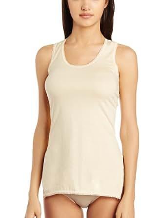 Floret Women's Cotton Vest (1416-Skin-S)