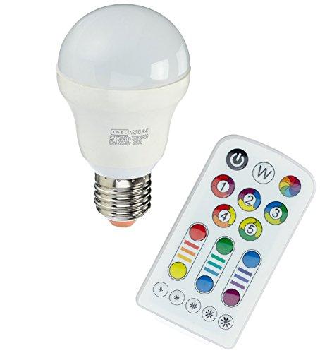 jedi LED idual 3in1 E27 470 lm 40Watt mit Fernbedienung