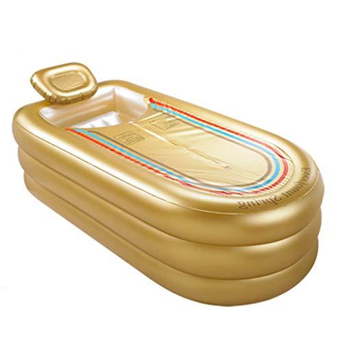 SESO UK- Tubble Aufblasbare Badewanne Erwachsene Größe Portable Home Spa, Baby Early Education Schwimmbad, Komfortable Bad, Qualität Wanne