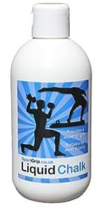 Craie Magnésie Liquide - Liquid Chalk - Pour une Accroche Plus Importante en Sports -250ml