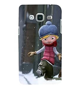 CHAPLOOS Designer Back Cover For Samsung Galaxy J2(2016)