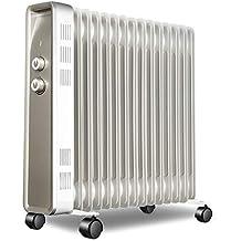 Radiador eléctrico MAHZONG Calefacción eléctrica de Ahorro de energía del hogar ...
