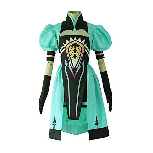 Goldlöckchen Erwachsene Für Kostüm - DXYQT Anime Cosplay Kostüme Rock Anzug Halloween Kostüme Campus Kleidung Kostüme für Erwachsene Kind Uniform Kleid,Suit-M