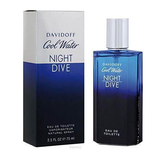 Night dive cool water edt vapo 75ml
