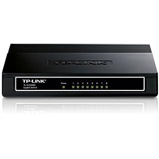 TP-Link Switch 8 Port Gigabit, TL-SG1008D (143529.12) [PC]