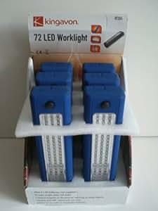 Kingavon BB-RT355 72-LED Worklight