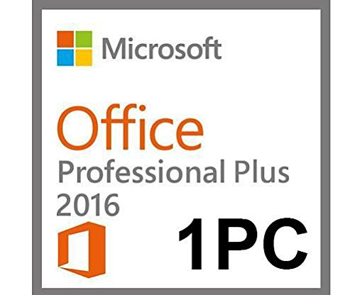 Preisvergleich Produktbild MS Office 2016 Professional Plus / ProductKey / Multilanguage / 1 PC / Original