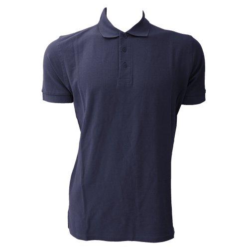 Jerzees Colours Ultimate Polo Shirt Marineblau