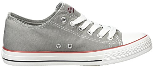 Dockers by Gerli 36UR201-710500 Damen Sneakers Grau (hellgrau 210)