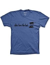 Varsity Punk Chicks Love UNI T-Shirt
