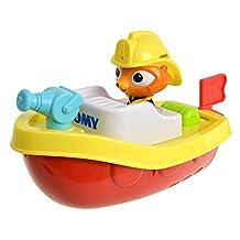 Toomies Remote Rescue Boat Preschool Children'S Bath Toy, Multi Color, E72425