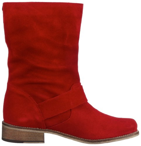 Jonny's Jam J-16324 Damen Stiefel Rot (rojo)