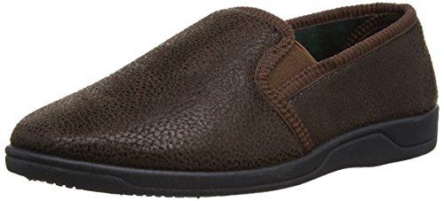 Lotus Ashfirth, Men's Hi-Top Slippers, Brown (Brown), 9 UK (43 EU)