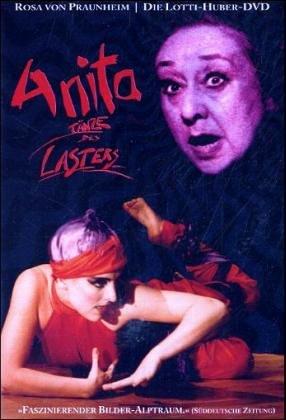 Anita - Tänze des Lasters, 1 DVD