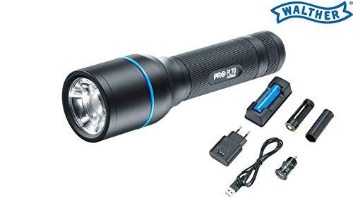 Walther PRO PL70R Taschenlampe max. 935 Lumen