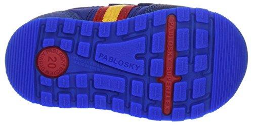 Pablosky 260920, Chaussures Garçon Bleu