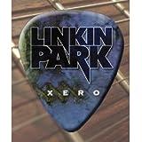 Printed Picks Company Linkin Park Xero Guitar Picks x 5 Medium