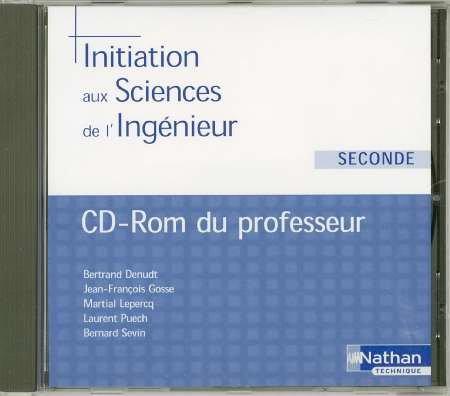 CD-ROM INITIAT SCIENCES INGENI