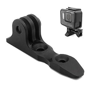 iXium® Aluminium Handstop Keymod Rail Airsoft Gun Adaptateur de Support pour GoPro 6543SJCAM YI Sports Caméras D'action