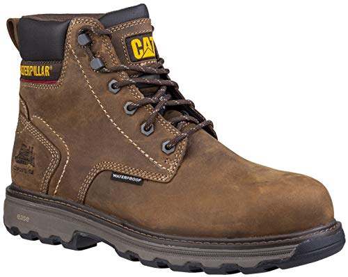 Caterpillar Mens Precision Lace Up Ankle Work Boots Caterpillar Ankle Boot