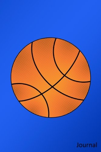 Journal: Blue basketball notebook por Brothergravydesigns