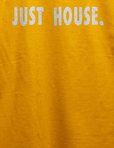 Just House T-Shirt Gelb
