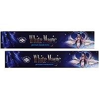 Trimontium GTL Premium-Masala-Räucherstäbchen Duo-Pack (2 x 15 g) White Magic/Weiße Magie, Kräuter, Gummen, Harze... preisvergleich bei billige-tabletten.eu