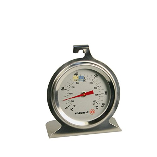 Electrolux AEG 5029940900 ORIGINAL Thermometer Backofen 0 - 230 C Metall Ofen Herd Küchenthermometer Backofenthermometer zum Braten Backen