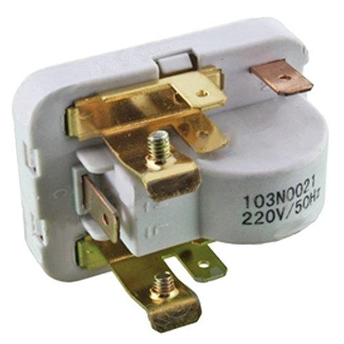 Kompressor-einheit (Danfoss Start Relais Kühlschrank Gefrierschrank Kompressor Einheit 100N0021)