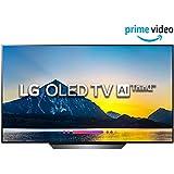 LG 139 cm (55 Inches) 4K UHD OLED Smart TV OLED55B8PTA (Black) (2018 model)