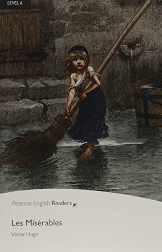 Penguin Readers 6: Les Miserables Book & MP3 Pack (Pearson English Graded Readers) - 9781408274255