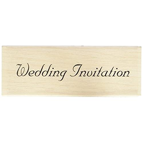 Wedding Invitation Stamp Amazoncouk