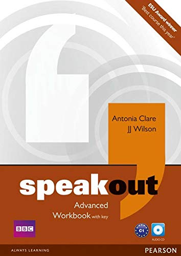 Speakout. Advanced. Workbook. With key. Per le Scuole superiori. Con CD Audio. Con espansione online