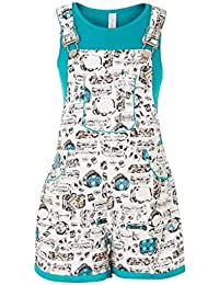 Naughty Ninos Girls Regular NN00095DRS Teal 11-12 Years