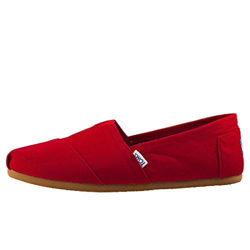 hot sale online 89975 c857b ... Toms Alpargata, Espadrillas Uomo Red ...