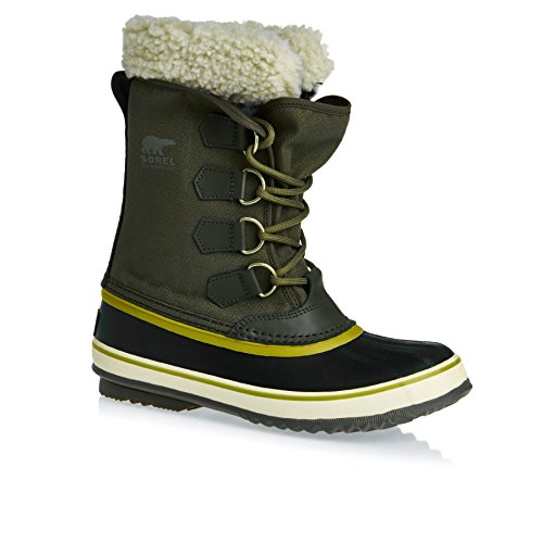 Sorel Damen Winter Carnival Schneestiefel Green
