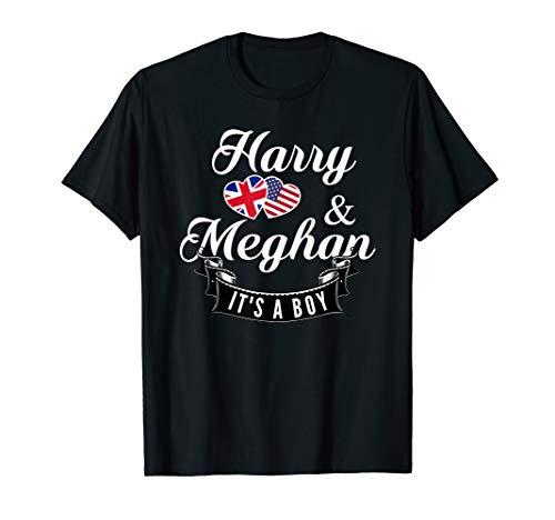A Souvenir Meghan Baby 6 T BoyHarry 2019 It's Royal May Shirt yv0wOm8NnP