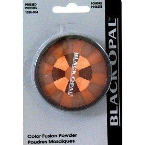 Black Opal Color Fusion Mosaic Powder Pressed Powder by N/A