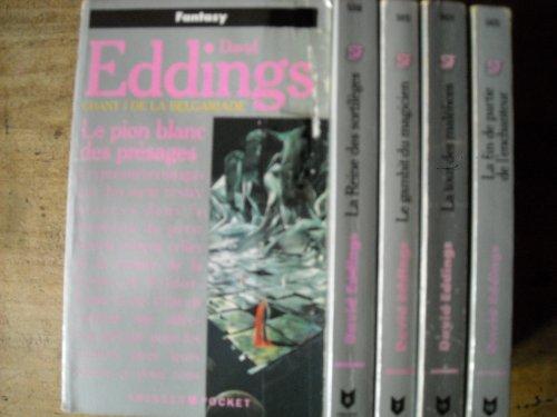 Chant de la belgariade en 5 tomes