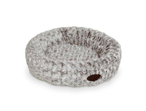 """Nobby 71483 Donut Kissen für kleine Hunde und Katzen  """"Arusha"""" Ø 45 cm"""