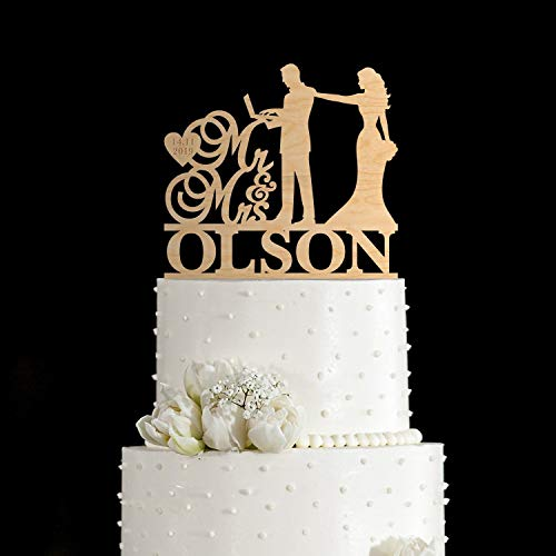 Wooden/acrylic Code Programmer wedding cake topper,Coder Couple cake topper,Computer programmer topper,Nerd Computer cake topper