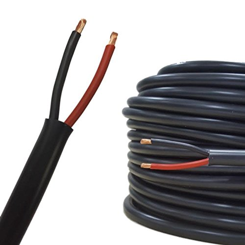 10m 2,5mm 29AMP 2Core rund Twin Thinwall Kabel Draht Automotive Auto Marine - Marine-kabel