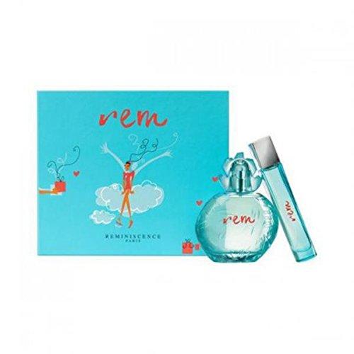 Gift Set Rem Pour Femme: Eau de Toilette Vapo. 100 ml + Profumo da borsetta Vapo 20 ml Donna