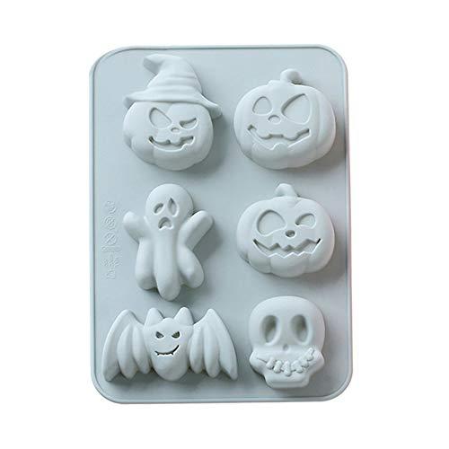 24 Cortadores de Galleta de Halloween Moldes de Galleta en Formas Variadas Perfectos para fiestas de Halloween y Regalos