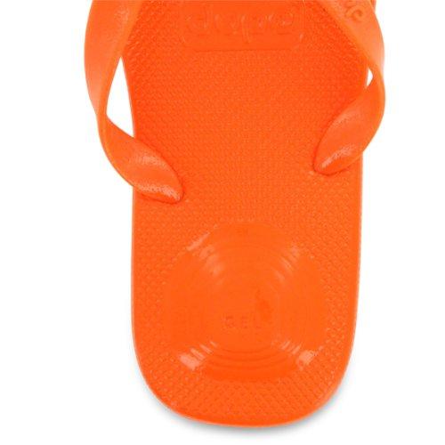 Dupé Revolution Gel in vielen Farben, Dupe Zehentrenner, Topqualität, Gummi, SALE! Dupe Orange