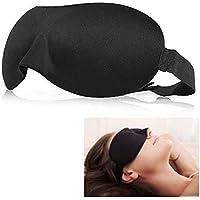 EROSPA® 3D Premium Schlafmaske Augen-Maske Abdeckung Augenklappe Frauen Männer Weich Reise preisvergleich bei billige-tabletten.eu
