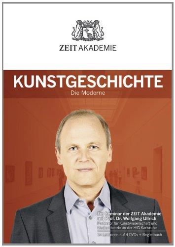 ZEIT Akademie Kunstgeschichte, 1 DVD