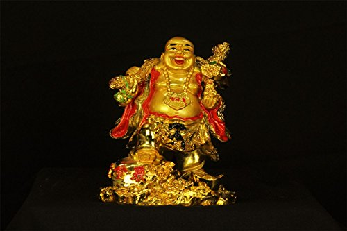 Happy Man laughing Buddha statua Idol articolo da regalo - Laughing Buddha